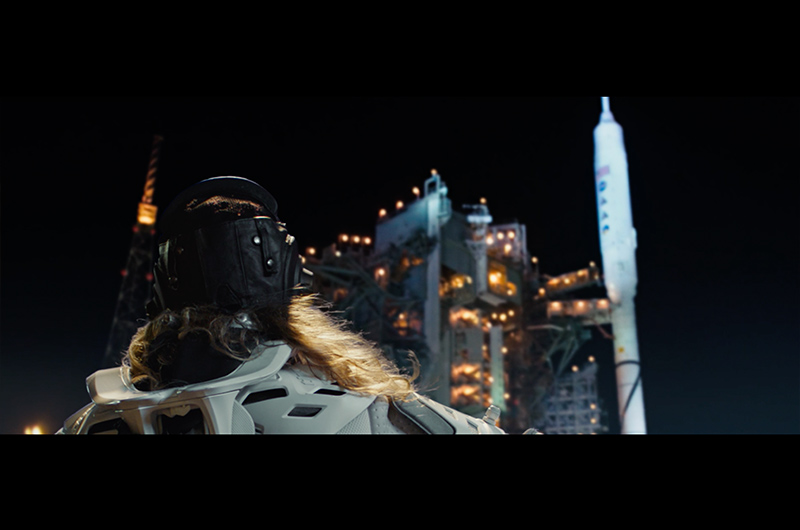 Astronautė (Kalėdos 2020)