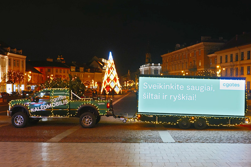 Kalėdmobilis